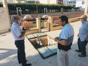 El casco urbano de Rojales aumentará su seguridad en episodios de grandes riadas con la instalación de una segunda compuerta en la toma de la acequia de La Comuna