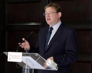 Ximo Puig propone una acción preventiva contra la gripe común que incluya anticipar una vacunación generalizada de los sectores de población más afectados