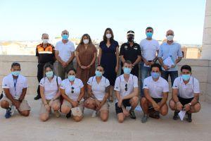 Las playas de Pilar de la Horadada contarán con 13 informadores