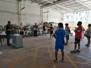El Ayuntamiento de Orihuela contrata a 102 desempleados agrícolas para realizar tareas de limpieza y desbroce en el municipio