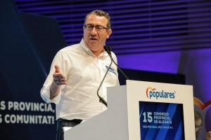 """Toni Pérez: """"El Tribunal Constitucional ha dado un varapalo a las políticas de imposición del Consell"""""""