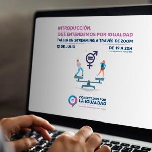 """Callosa presenta la campaña telemática """"Conectados por la Igualdad"""""""