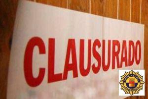 La Policía Local de Almoradí clausura un comercio de alimentación por no cumplir las normas sanitarias
