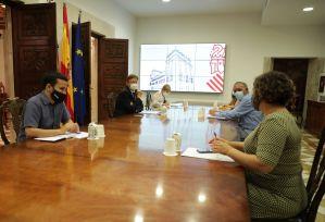 Ximo Puig subraya que los protocolos de Educación y Sanidad garantizan unas aulas seguras en el inicio del curso escolar