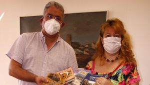 La 'Historia de Orihuela' llega a la biblioteca de Quintanar de la Orden