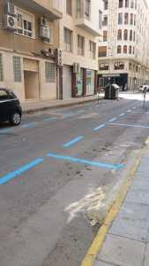 Polémica en Orihuela ante la llegada de la zona azul a nuevas calles