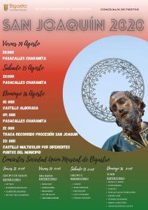 Bigastro conmemora este fin de semana la festividad de su patrón San Joaquín