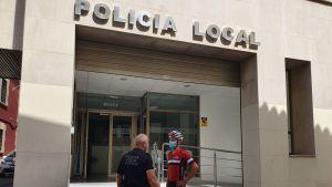 La Policía Local de Redován detiene a un hombre que pretendía forzar una vivienda en el Camino de Los Benitos