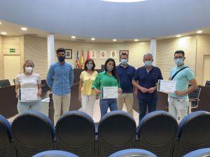 El Ayuntamiento de Pilar de la Horadada entrega 50.000 euros a 33 emprendedores del municipio