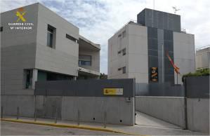 Detienen al presunto autor de seis robos en el casco antiguo de Rojales