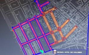 Dolores invierte 450 mil euros en infraestructuras necesarias en calles del municipio