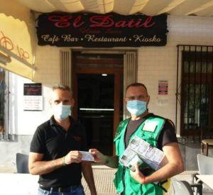 El Cupón Diario de la ONCE deja cerca de 2 millones de euros en Orihuela
