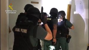La Guardia Civil desarticula un grupo de butroneros asentado en la Vega Baja
