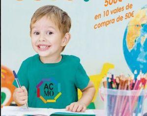 El comercio de Orihuela inicia la campaña 'Vuelta al Cole' sorteando premios en vales de compra