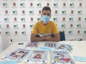 Almoradí pone en marcha una innovadora campaña para concienciar sobre el buen uso de la mascarilla