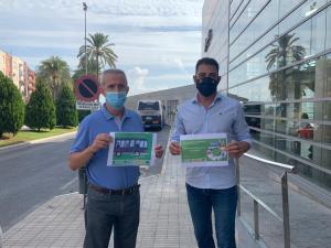 Orihuela pone los autobuses municipales gratuitos gratuitos del 16 al 22 de septiembre en la Semana Europea de la Movilidad