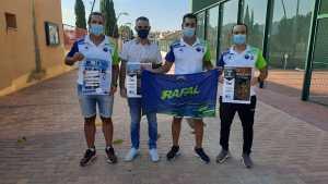 La VII Carrera Popular 'Villa de Rafal' se convierte en una contrarreloj para cumplir con las medidas de seguridad