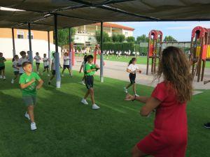 Alumnos de Elis Villamartín participan con otros 55.000 jóvenes del mundo en el esfuerzo global para promover el bienestar en tiempos de Covid