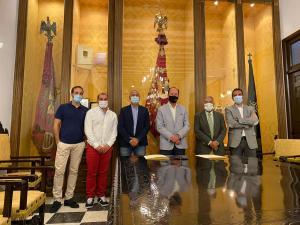"""Orihuela será la sede del torneo """"Arena 1000"""" de balonmano playa durante los próximos tres años"""