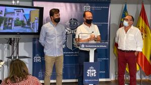 La Conselleria da el visto bueno a Orihuela para sacar adelante el proyecto de rehabilitación del Palacio de Rubalcava