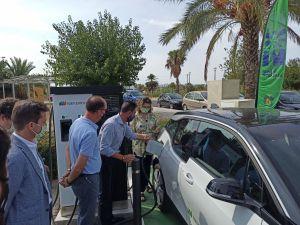 Orihuela, la ciudad de la provincia con más instalaciones públicas de recarga de vehículos eléctricos