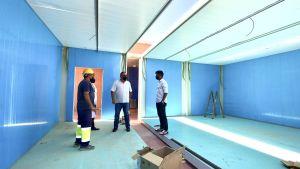 Educación e Infraestructuras ponen a punto las instalaciones educativas de Orihuela