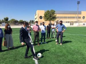 La Diputación invertirá a través de Planifica más de 458.000 euros para la mejora del casco urbano de Granja de Rocamora