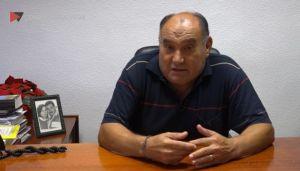 """Luis Vicente Mateo: """"Tengo grabada la solidaridad de la gente, tanto de la militar como de la civil"""""""