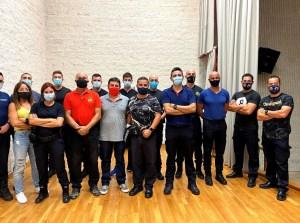 """La Policía Local de San Isidro organiza un curso de """"Descargador Inmovilizador Eléctrico"""""""