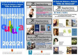 Sara Escudero será la invitada especial de la Feria de Autores de Almoradí