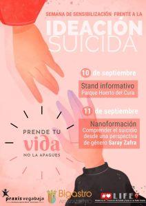 Bigastro propone iniciativas para prevenir el suicidio