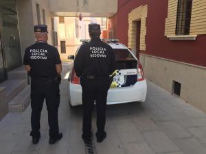 La Policía Local sanciona a diez personas durante el fin de semana por incumplir las normas sanitarias frente al Covid-19