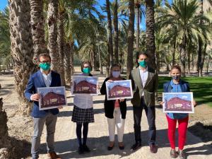 """Medio Ambiente entrega el premio del """"V Concurso de Dibujo Escolar Cartel del Día Mundial del Medio Ambiente"""""""