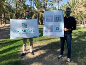 El Palmeral de Orihuela estrena imagen
