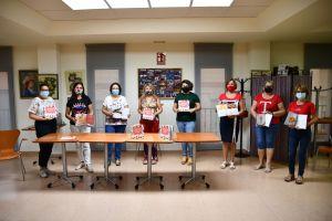 """La Asociación Amas de Casa presenta su primer libro """"Recetas tradicionales de Albatera"""""""