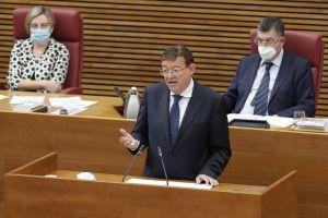 Puig anuncia la ampliación del cierre perimetral de la comunidad hasta el 20 de noviembre