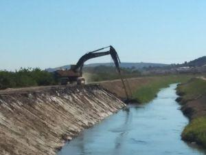 """Cambiemos tilda de """"atentado medioambiental"""" los trabajos de la CHS en el cauce del Río Segura y el Reguerón"""