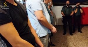 Detenidos los secuestradores de dos jóvenes en la A7 entre Alicante y Murcia