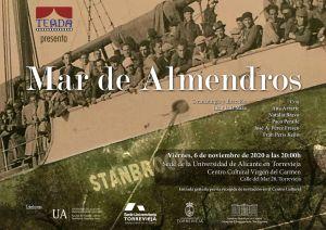 """El Centro Cultural Virgen del Carmen acoge el próximo viernes la obra de teatro """"Mar de Almendros"""""""
