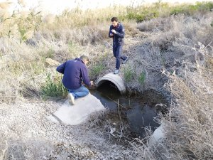 La Diputación invierte 557.000 euros para ayudar a 15 comunidades de regantes de la provincia a mejorar sus infraestructuras hidráulicas