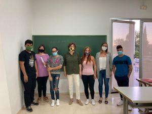 La EPA de Bigastro arranca con 10 alumnos para obtener el graduado en la ESO