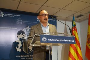 La Junta de Gobierno Local de Orihuela aprueba el Proyecto de Presupuestos 2020