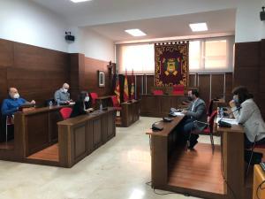 Callosa traslada al PAT Territorial de la Generalitat la necesidad de más suelo industrial y dotacional