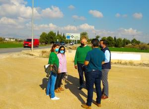 Callosa reclama a la Generalitat mejoras en las infraestructuras de la localidad