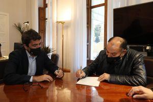 La Diputación concede un crédito de 100.000 euros al Ayuntamiento de Benferri al 0%