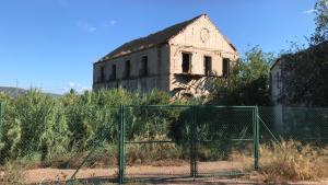 El Molino de la Ciudad entra en la Lista Roja del Patrimonio por su estado de ruina