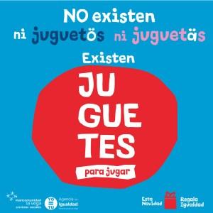 Mancomunidad de la Vega conciencia sobre la compra de juguetes libre de sexismos