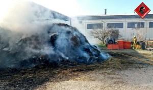 Un incendio de matorral en Callosa de Segura se extiende a una nave y afecta a varios vehículos
