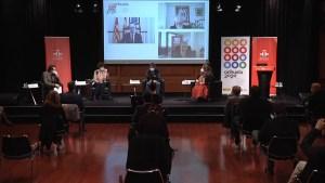 Presentación del Fórum Orihuela 2020 en el Instituto Cervantes