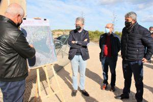 La Generalitat proyecta un carril ciclopeatonal entre Rojales y Guardamar